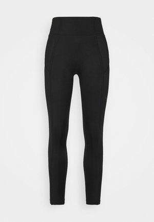 STUDIO SIDE 7/8  - Collants - black
