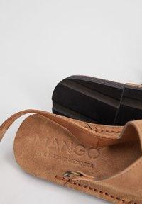 Mango - MAHONK-I - Outdoorsandalen - brown - 4