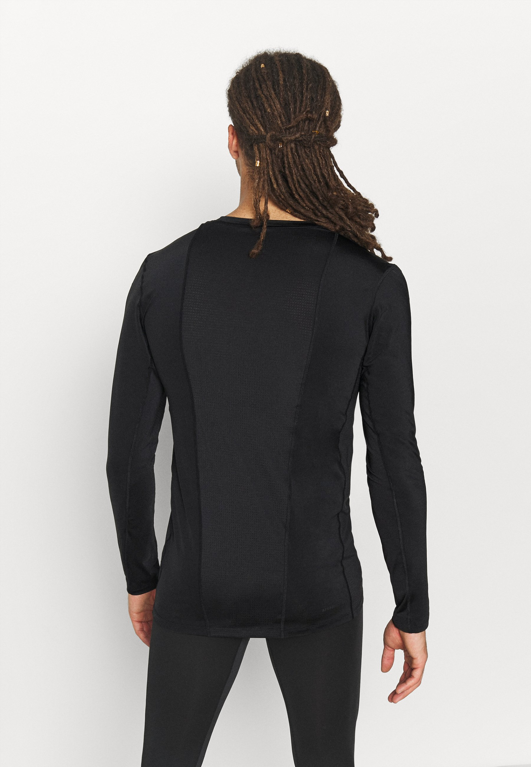 Uomo PRIMEGREEN COMPRESSION LONG SLEEVE T-SHIRT - Maglietta a manica lunga