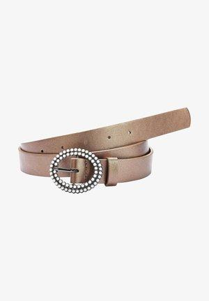 Belt - bronzefarben