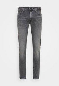 Calvin Klein Jeans - SLIM FIT - Slim fit jeans - denim grey - 6