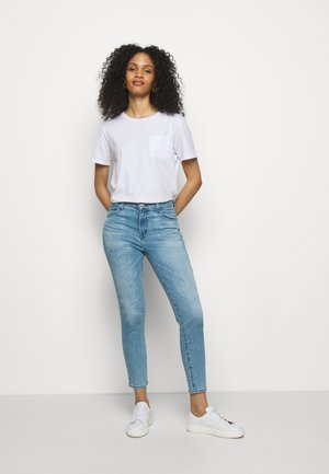 ALANA HIGH RISE CROP - Jeans Skinny - atra