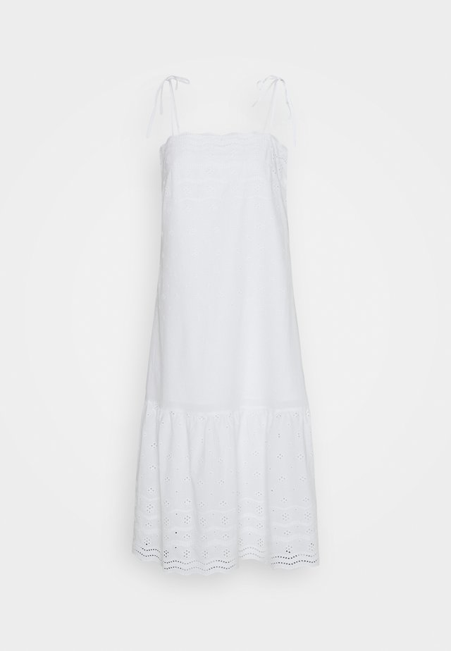 RACHEL DRESS - Kjole - white