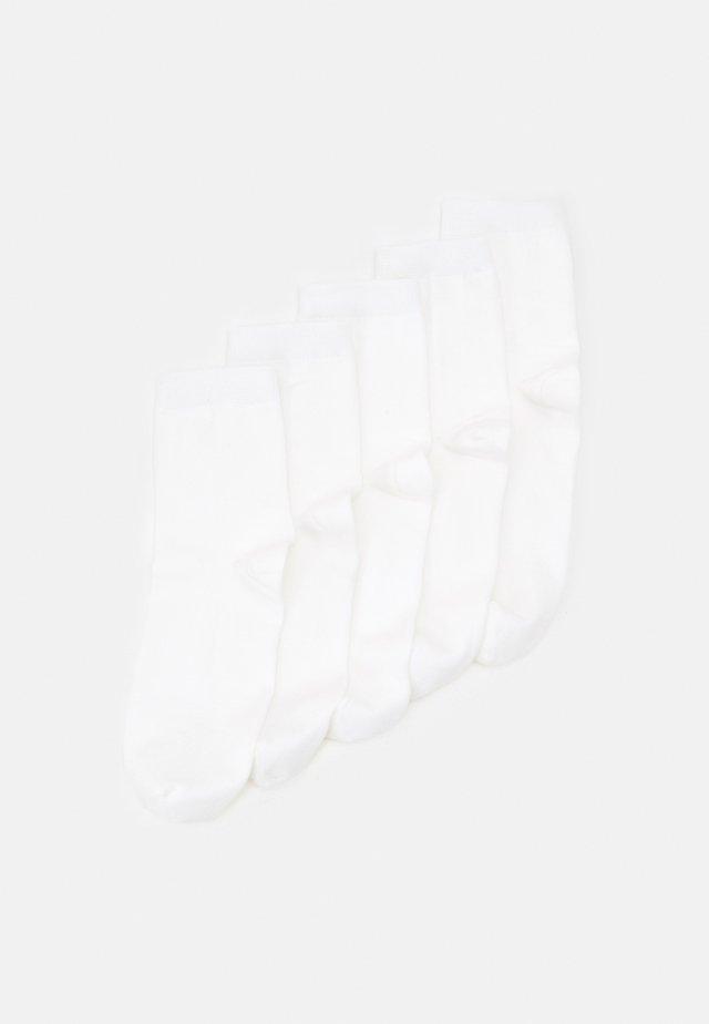 Ponožky - white light
