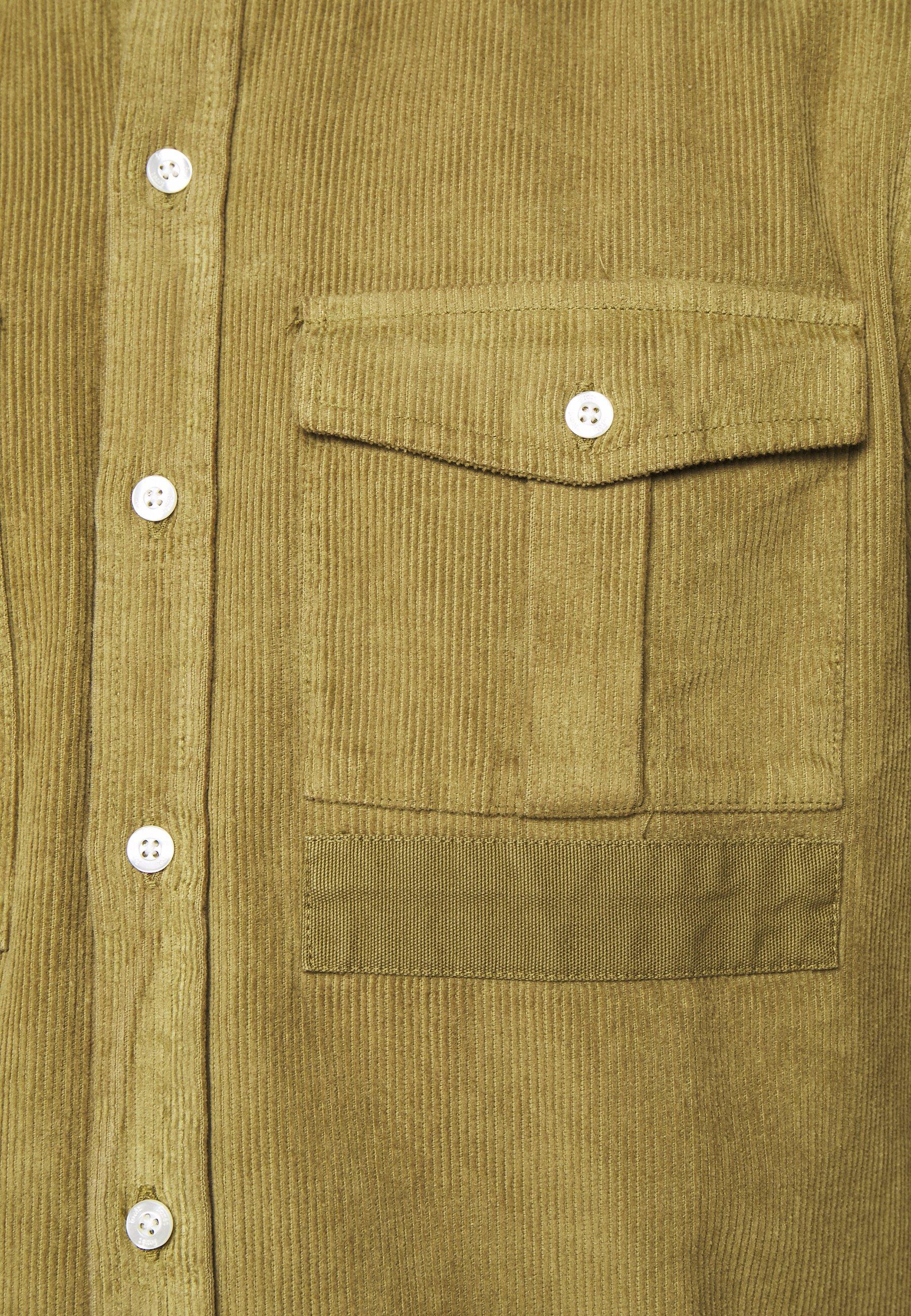 Forét Frog - Hemd Olive