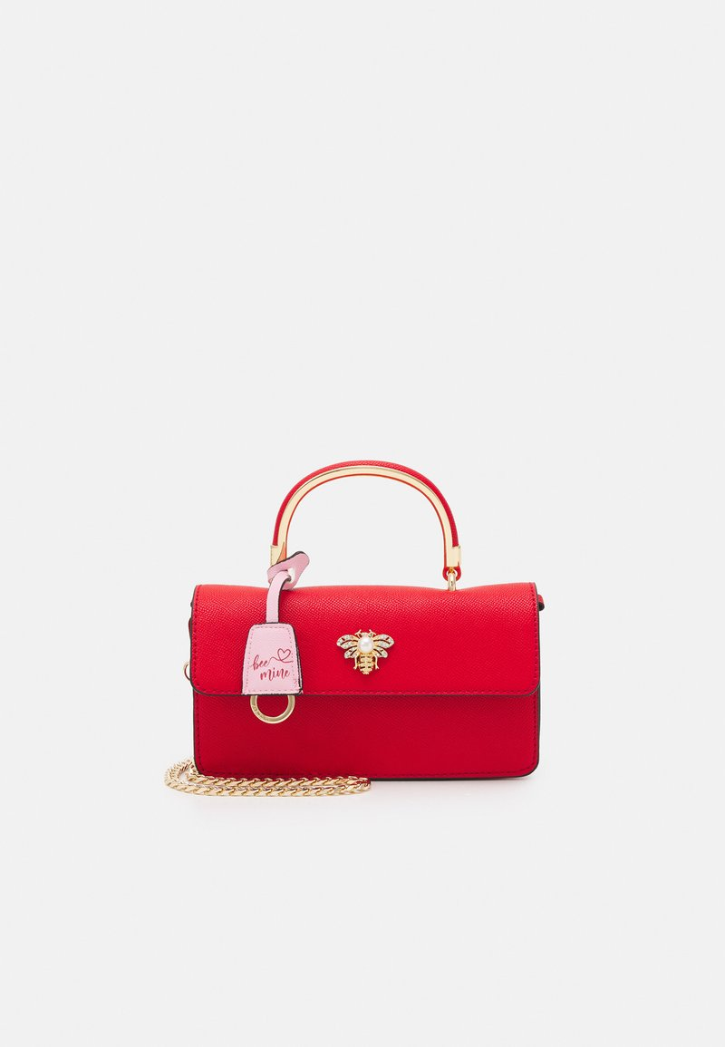 ALDO - THIAWIEL - Bolso de mano - toreador red