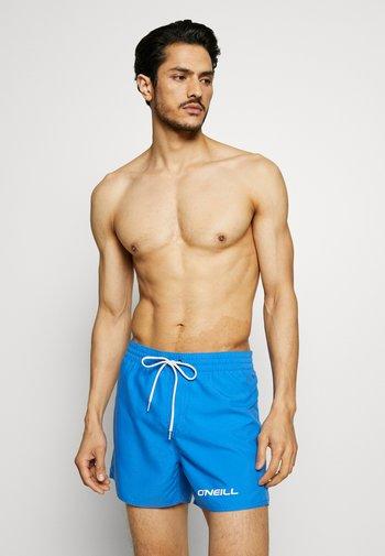 SUN&SEA - Swimming shorts - ruby blue