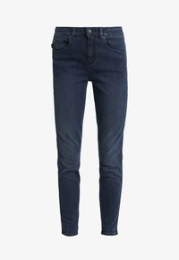 DRYKORN - WET - Jeansy Skinny Fit - mid blue wash - 5