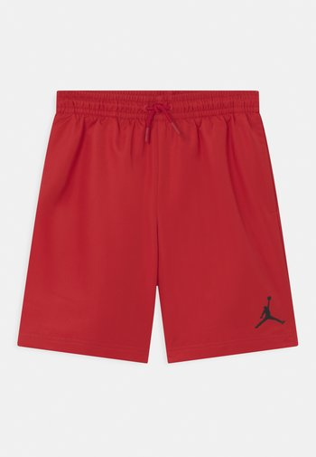 JUMPMAN POOLSIDE  - Sports shorts - gym red
