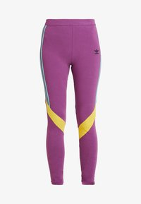 adidas Originals - TIGHTS - Leggings - rich mauve - 4