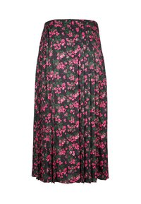 Oliver Bonas - DITSY FLORAL PRINT  - Pleated skirt - pink - 3