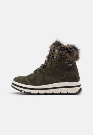 Snowboots  - khaki