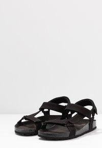 Grand Step Shoes - LEO - Sandals - black - 4