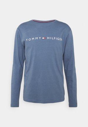 TOMMY ORIGINAL TEE LOGO - Maglia del pigiama - iron blue