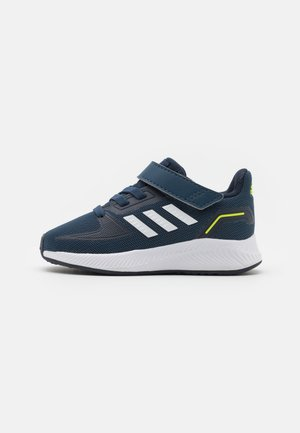 RUNFALCON 2.0 UNISEX - Scarpe running neutre - navy/footwearwhite/legend ink