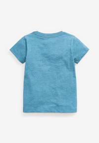 Next - T-shirt print - blue-grey - 1