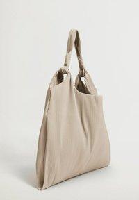 Mango - CEFALU - Tote bag - beige - 1