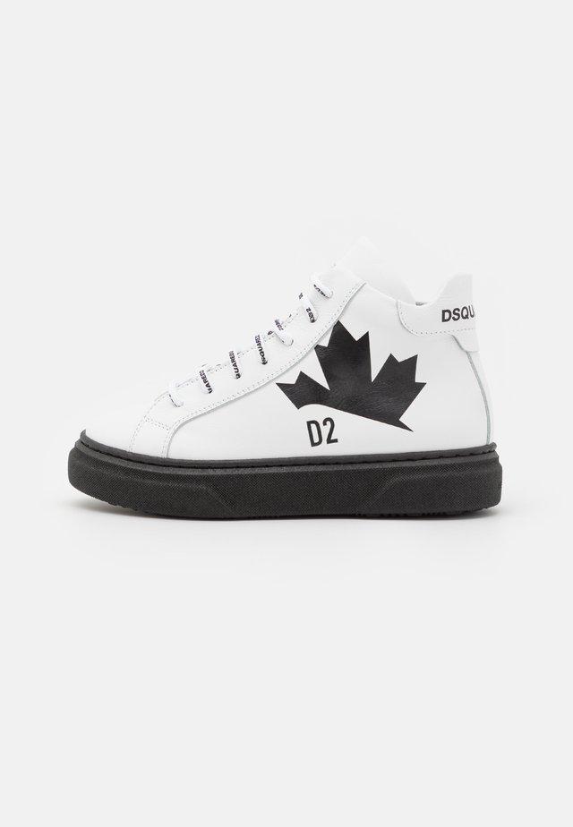 UNISEX - Sneaker high - white