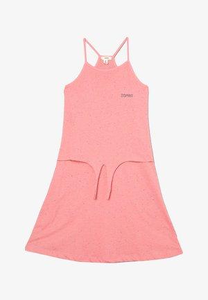 Jersey dress - pink 5/pink