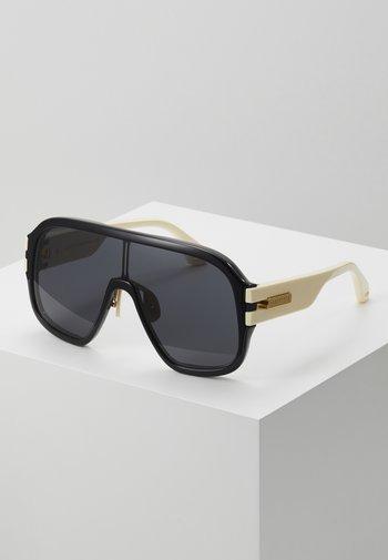 Sunglasses - black/ivory/grey