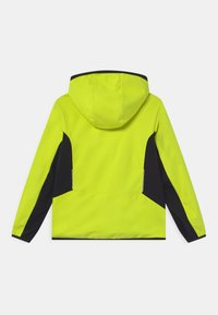 CMP - FIX HOOD UNISEX - Soft shell jacket - limone