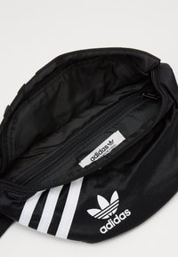adidas Originals - FOR HER SPORTS INSPIRED WAISTBAG - Bæltetasker - black - 2