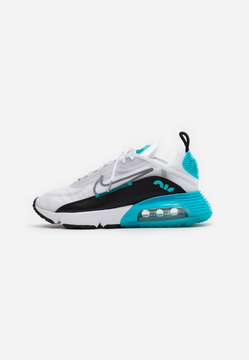 Nike Sportswear - AIR MAX 2090 - Sneakers basse - white/cool grey/dusty cactus/black/neutral grey