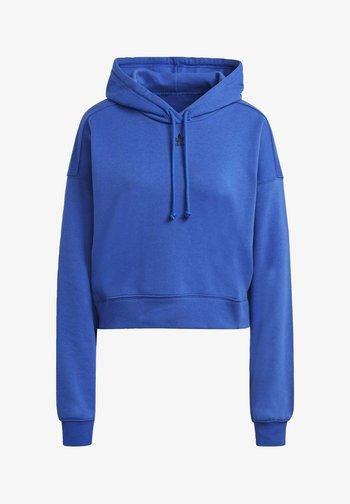 HOODIE - Hoodie - bold blue