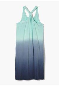 s.Oliver - Jersey dress - dark blue gradient - 1