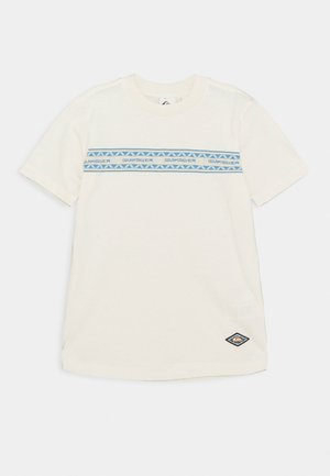 MIXTAPE YOUTH - T-shirt print - snow white