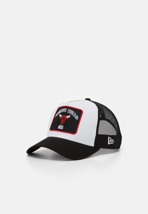 GRAPHIC PATCH TRUCKER - Cap - black