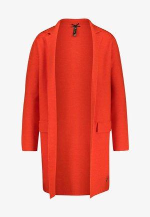 JANE - Cardigan - orange