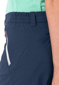 Jack Wolfskin - OVERLAND  - Outdoor shorts - dark indigo - 3