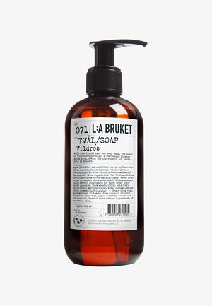 LIQUID SOAP 250ML - Liquid soap - no.71 wild rose