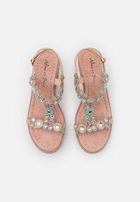 Alma en Pena - Platform sandals - old pink - 5