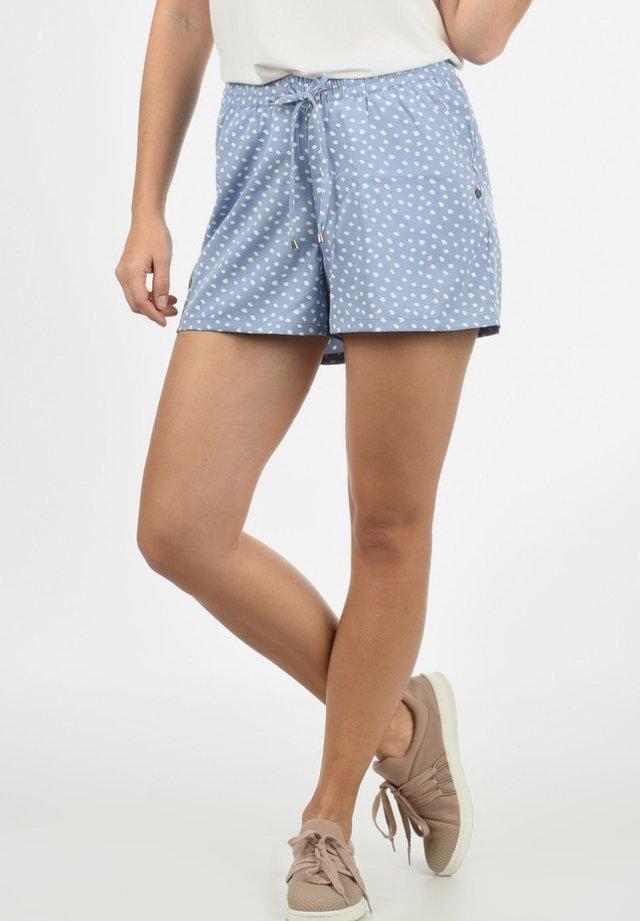 AMAL - Shorts - light blue