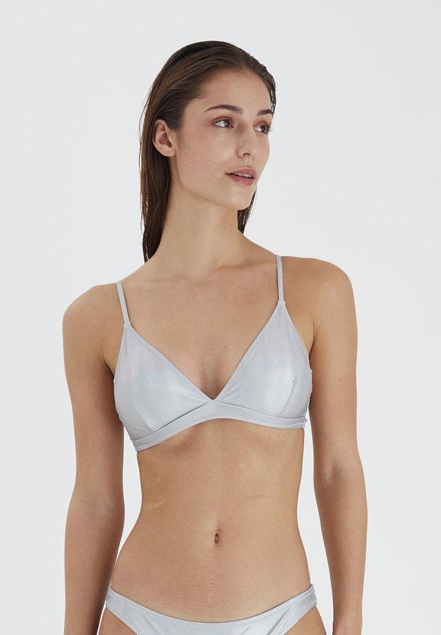 Bikinitop - silver
