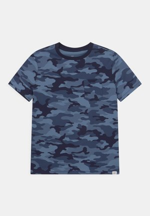 BOY  - T-shirt con stampa - blue