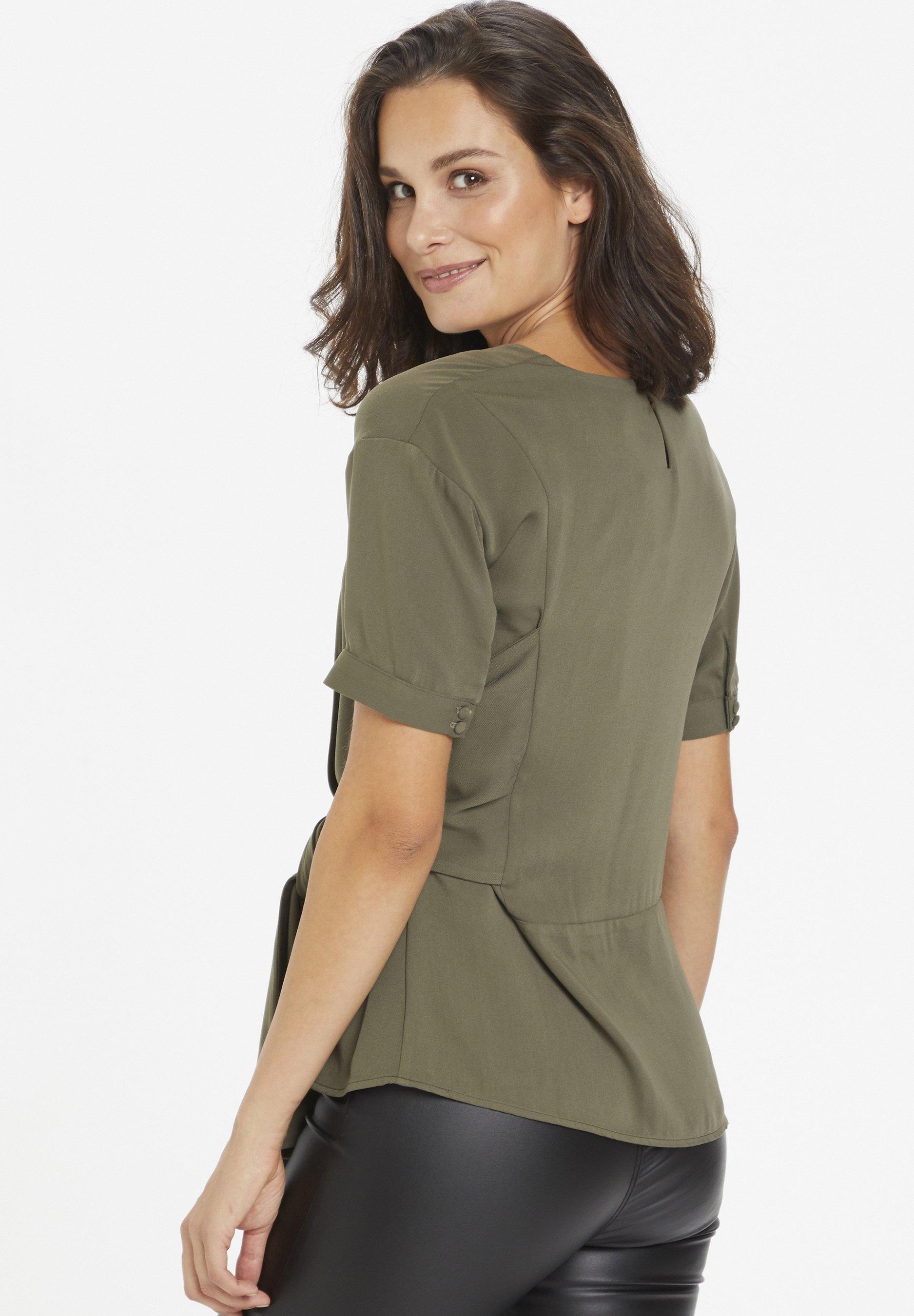 Affordable Particular Discount Women's Clothing Kaffe KALONA Blouse grape leaf Hcqymjnje 61a8r74ph
