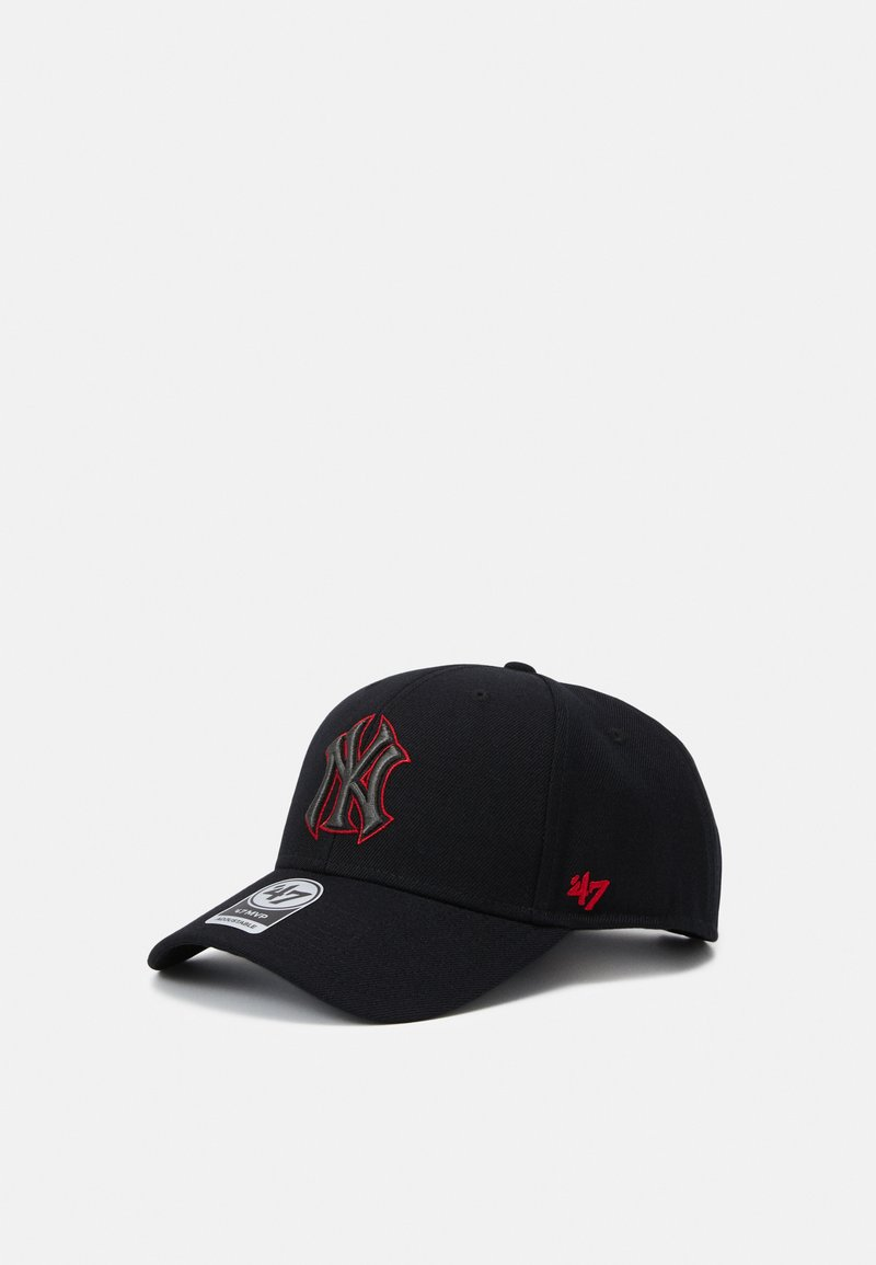 '47 - MLB NEW YORK YANKEES SNAPBACK UNISEX - Cap - black