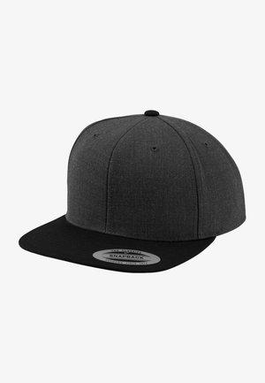 CLASSIC SNAPBACK 2-TONE - Pet - charcoal/black