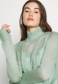 Fashion Union - ALAN - Jumper - green - 3