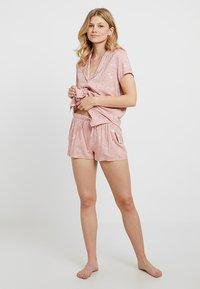 Even&Odd - SET - Pyjama set - white/rose - 1