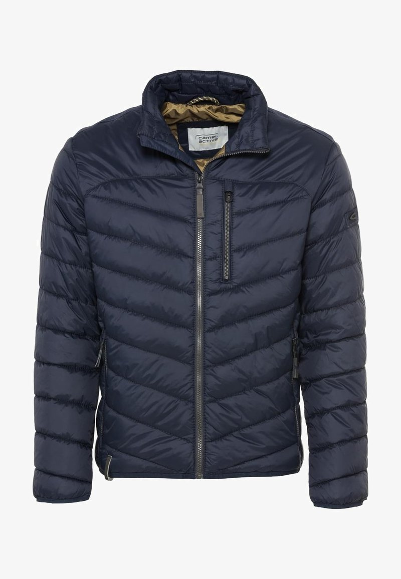 camel active - Winter jacket - blue