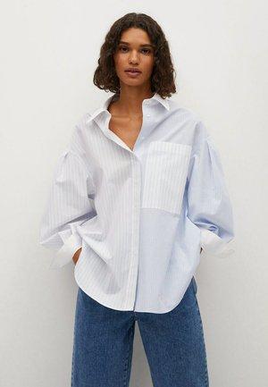 ELLEN A - Skjorte - hemelsblauw