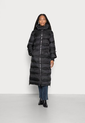 BRUNELLA LONG JACKET - Winter coat - schwarz