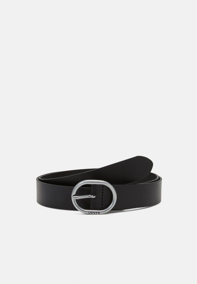 HERMOSILLA - Belt - regular black
