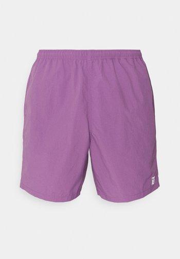 EASY RELAXED - Shortsit - purple nitro