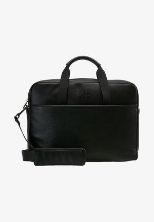 CLASSIC SLIM BRIEFCASE - Portafolios - black