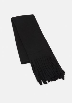 SOFT SCARF - Šála - black